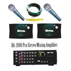 paket sound system bmb free mic kabel shure beta 58