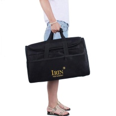 Standar Dewasa Cajon Box Drum Bag Backpack Case 600D Kain 5mm Cotton Padding dengan Carry Handle Shoulder Strap- INTL