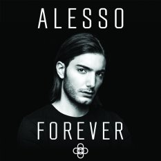 Universal Music Indonesia Alesso - Forever - Signed Cover