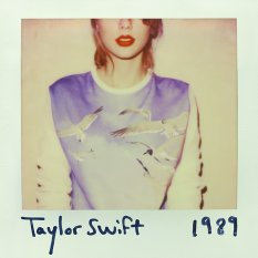 Universal Music Indonesia Taylor Swift - 1989 Standard Edition