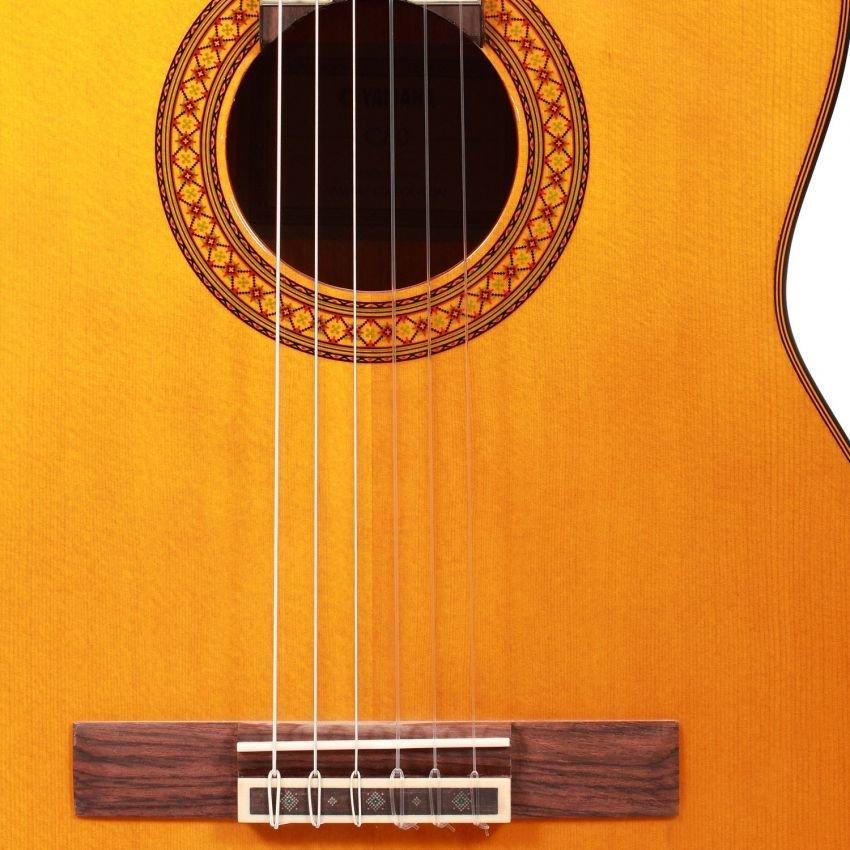 Yamaha Gitar Klasik C 80 + Free Softcase .