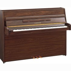 Yamaha Upright Piano JU109-PW - Cokelat