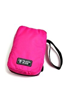 Harga Whiz Travel Mate Organizer /Tas Mini Travelling - Pink
