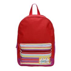 Saco Kids Tas Ransel Anak - Red Stripes
