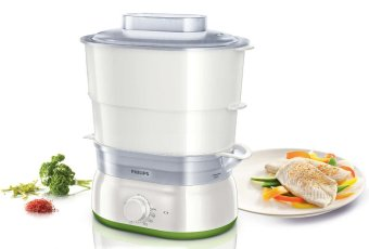 Harga Philips Steamer HD9104/00