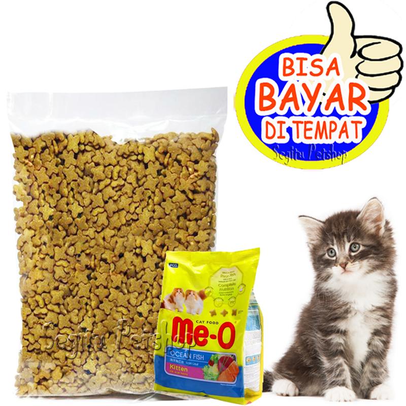 Makanan Kucing Kecil Meo Kitten Cat Food Me O 500 Gram Lazada