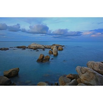 Aljazira Paket Tour & Travel Bangka Belitung Half Day City Tour