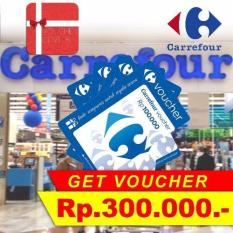 Carrefour Voucher  300.000