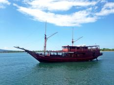 CNT TRAVEL Sailing Komodo Phinisi - 3D2N