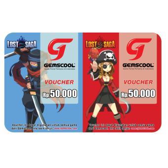 Gemscool Voucher 50000 - Digital Code