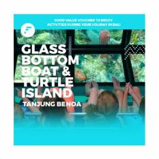 Glass Bottom Boat and Turtle Island Voucher