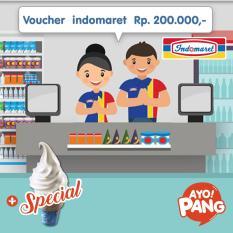 Indomaret Bundle Soft Cone Ice Cream