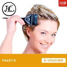 JCL Salon Paket B (Hair Mask + Blow)