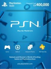 Playstation Network Card ID 400000 - Digital Code