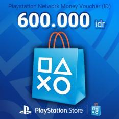 PSN Money Voucher (ID) Rp 600.000