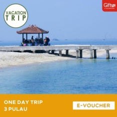 Vacation Trip  Paket One Day Trip 3 Pulau