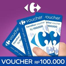 Voucher Carrefour