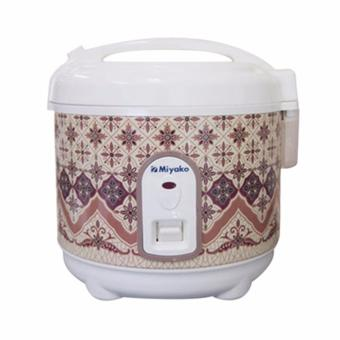 33 MIYAKO Rice Cooker Mini Serbaguna Penanak Nasi Kecil PSG-607 Batik