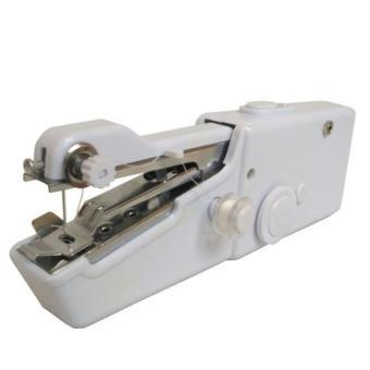 354 Mesin Jahit Tangan Portable - Putih