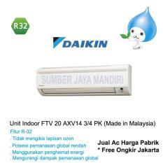Ac Daikin Split FTV20AXV14 3/4 PK (MALAYSIA) - Putih