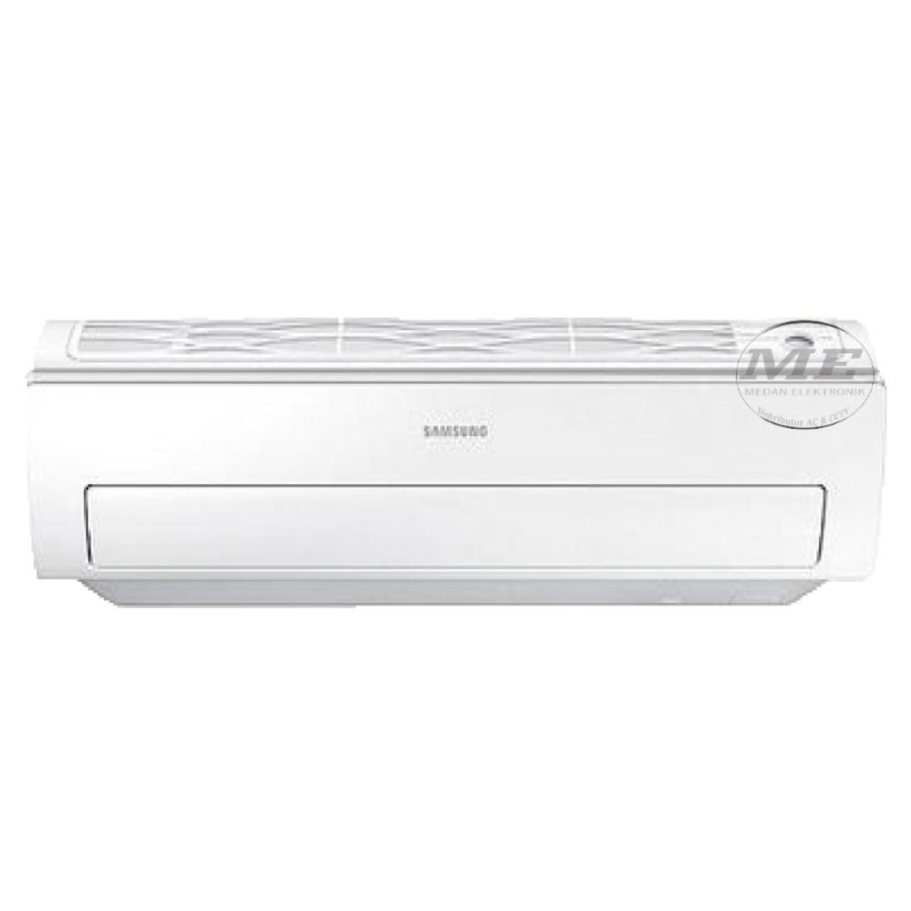 AC Samsung 5 FLAW 1 2pk Putih Bahan Biaya Pemasangan