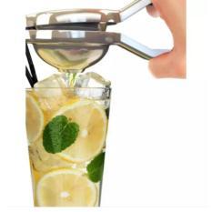 Action Perasan Jeruk Lemon Nipis Stainless Steel / Perasan Lemon / Pemeras Lemon Jeruk / Orange Squeezer - Lazpedia