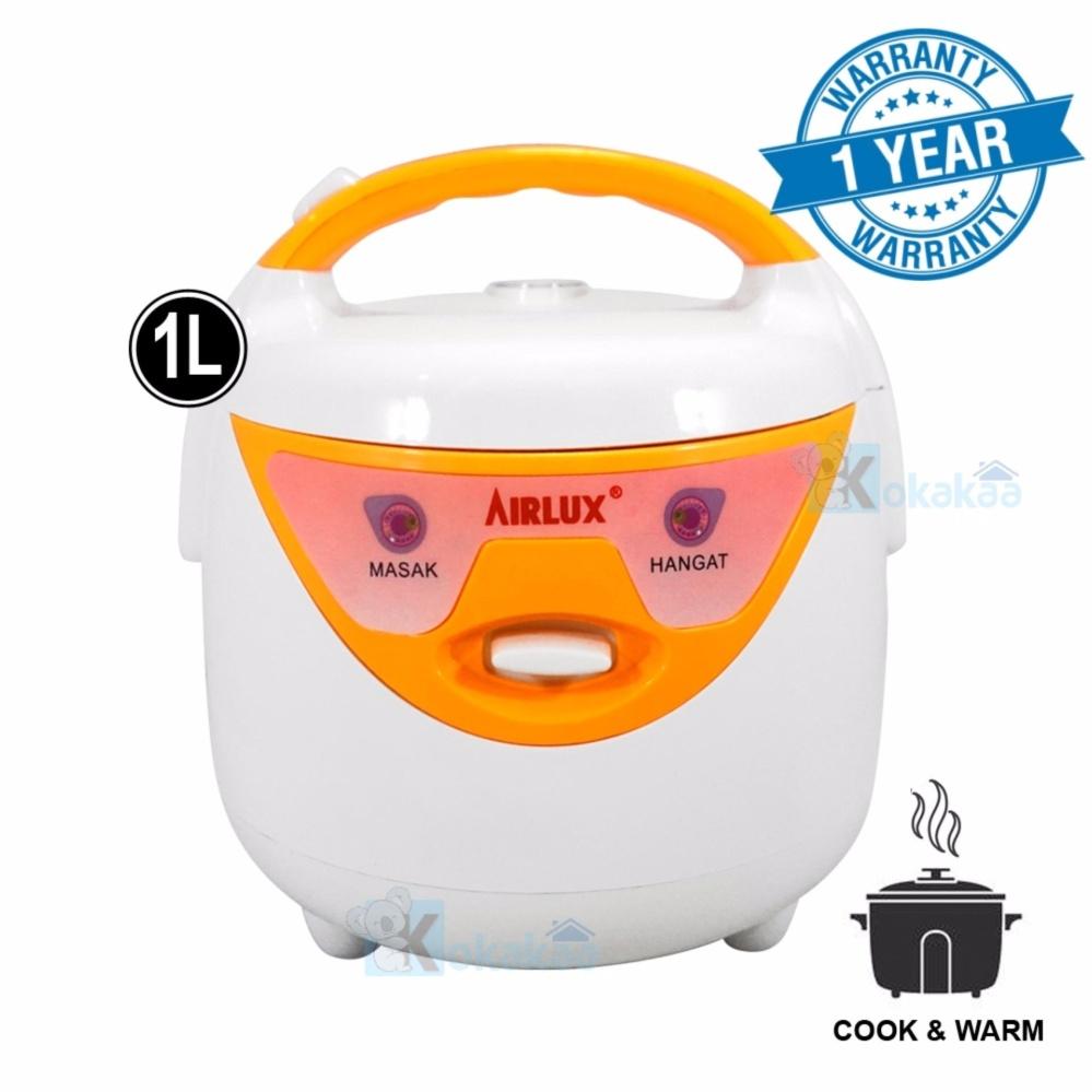 Airlux Electric Rice Cooker Rc 9218a Green Update Daftar Harga Cmos Magic Com 12l Crj10lj 3in1 Penanak Nasi Serbaguna 210 Putih Orange