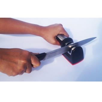 Asahan Pisau Knife Sharpener / Alat Mentajamkan Pisau Simple / 1Pcs - 3