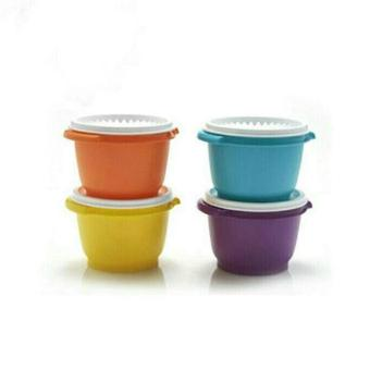 BEST PROMO TUPPERWARE 20 OZ ONE TOUCH CANISTER 700ML (1PCS) PROMO