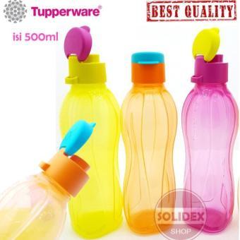 BEST PROMO TUPPERWARE ECO BOTTLE NEW ORIGINAL - TUPPERWARE BOTOL MINUM 500ML