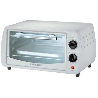 Black & Decker - TRO1000 Oven Toaster - Putih