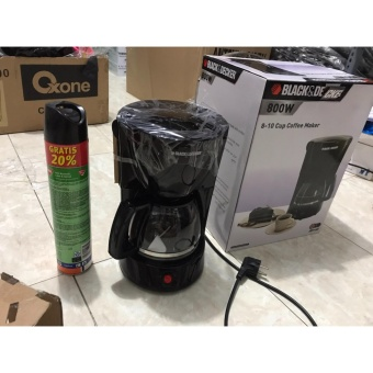 black decker coffe maker 1.25L