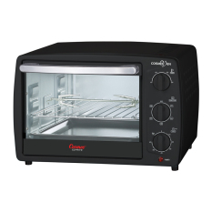 Cosmos Oven ToasterCO-9919 - Pemanggang Elektrik - Hitam