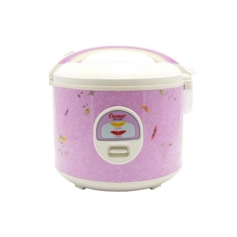 Cosmos Rice Cooker 3 in 1 CRJ3301 1.8 L - Pink