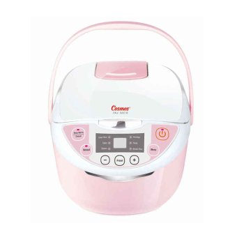 Cosmos Rice Cooker Digital ( Harmond Technology ) Fungsi 6 in 1 CRJ 3201 - Pink