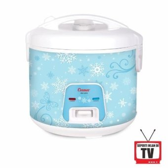Cosmos Rice Cooker Magic Com ( Harmond Technology ) CRJ6303 1,8L - Biru