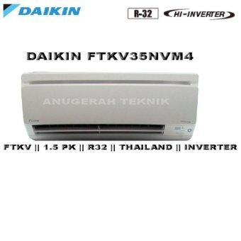 Daikin AC Split 1,5 PK Hi Inverter Thailand R32 - FTKV35NVM4