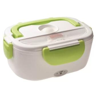 Electric Lunch Box - Kotak Makan Elektrik - Penghangat makananHijau