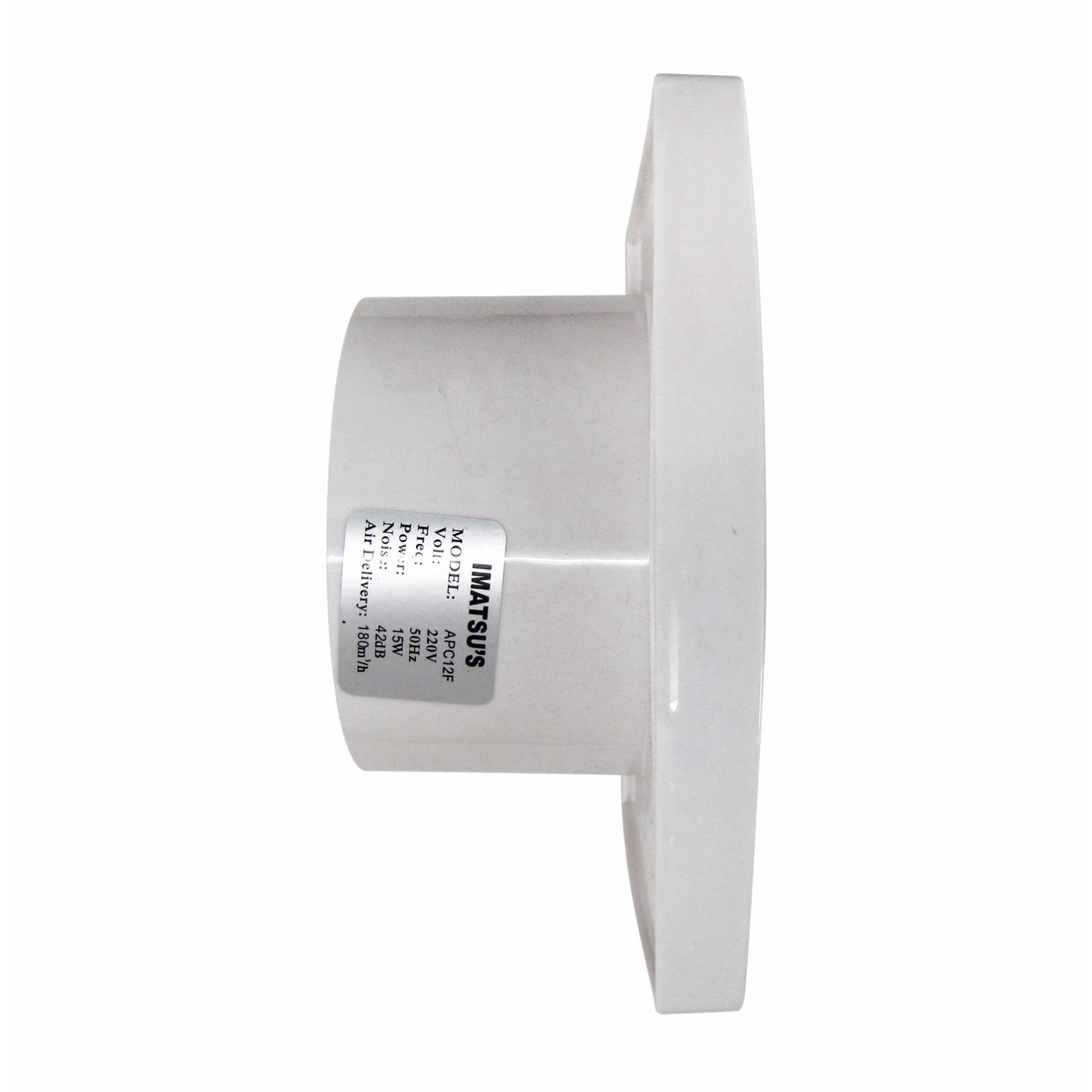 Exhaust Fan Imatsu EF-BPT10-12F-LED-BB-ST 8 Inch. Source · Exhaust Fan Imatsu APC12F With LED 5 Inch Rumah Toilet Dapur Udara Hisap .