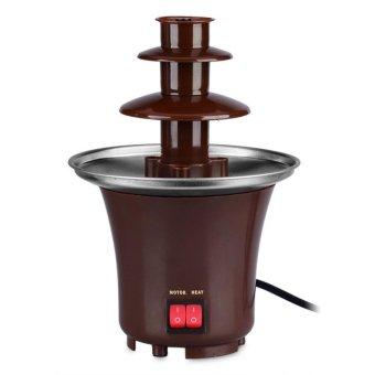 Fondue Mini Chocolate Fountaine - Chocolate Fontain