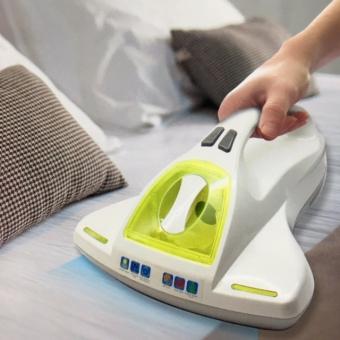 Heles Bed Vacuum Cleaner HL-501 - Vacuum Cleaner Khusus Kasur - Putih