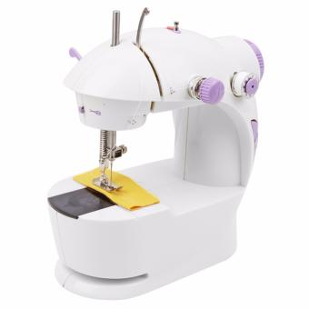 Harga MESIN JAHIT MINI PORTABLE GT-202 FHSM-202 SEWING MACHINE [ ADA LAMPU ]
