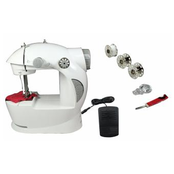 Harga 4 In 1 Mini Sewing Machine - Mesin Jahit Mini