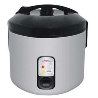 Harga Maspion EX-2081 - Rice Cooker - 2 L - Silver