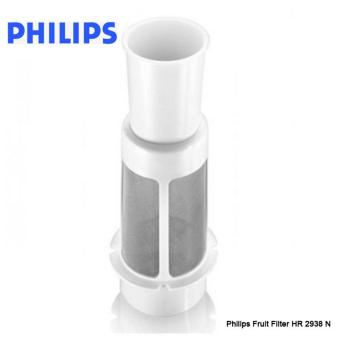 Harga Philips Fruit Filter HR2938