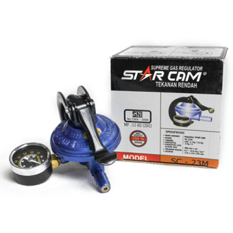 Harga Star Cam SC23M Regulator Gas LPG