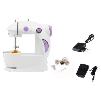 Harga ClickShop Mesin Jahit Mini Portable Mini Sewing Machine