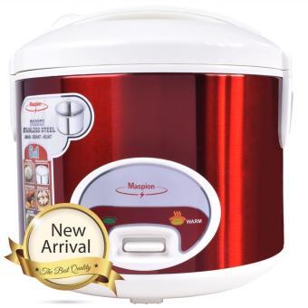 Maspion Rice Cooker / Magic Com 1.8 Liter – MRJ208MS