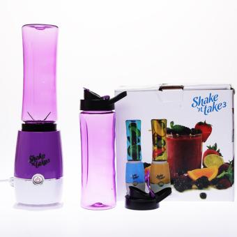 Harga LvLing -Shake And Take 3 2 Cup-Ungu