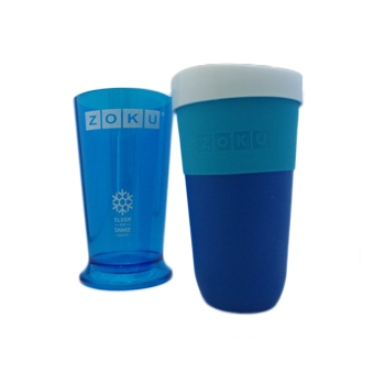 Harga LaBanja Zoku Shake & Take Slush Shake Maker - Blue